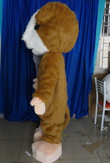Europe and The Cartoon Animal Cartoon Cloth Dolls Eva Material Stereotypes Hairy Hamster Cartoon Dolls Clothing Mascot Costume
