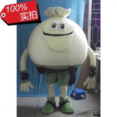 Tianjin Ignore The Dog Buns Full of Walking Cartoon Doll Clothing Cartoon Show Clothing Food Doll Mascot Costume