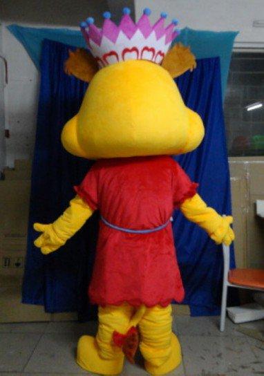 Animal Story Tigger Cartoon Tiger Cartoon Doll Clothing Cartoon Clothing Doll Dress Cos Mascot Costume