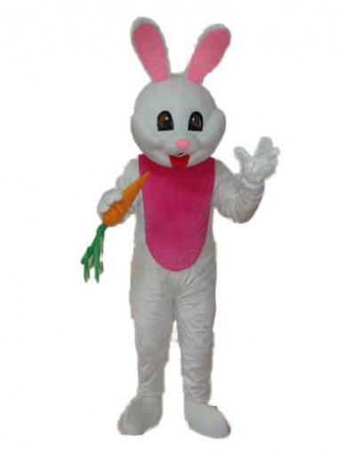 Cartoon Costumes Walking Doll Cartoon Clothing Cartoon Bunny Mascot Costume