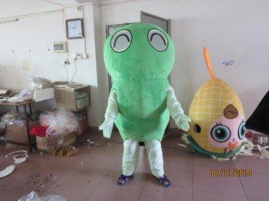 Cartoon Doll Clothing Professional Custom Various Cartoon Mascot Walking Performance Props Caterpillars Mascot Costume