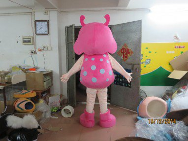 Cartoon Dolls Walking Cartoon Show Clothing Stores Cos Insect Cartoon Costumes Performing Family Activities Mascot Costume
