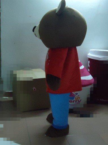 Corporate Mascot Lazy Bear Easily Bear Rilakkuma Cartoon Dolls Cartoon Clothing Costumes Large Benxiong Mascot Costume