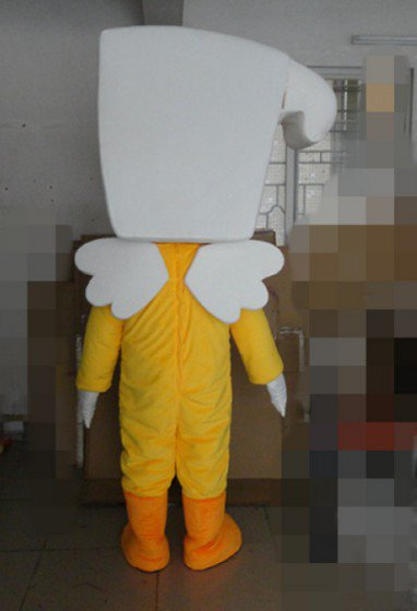 Washer Square Image Cartoon Dolls Cartoon Clothing Meiying Show Cartoon Dolls Clothing Mascot Costume