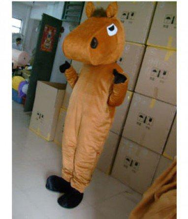2014 New Cartoon Walking Doll Clothing Cartoon Show Clothing Alien Horse Mascot Costume