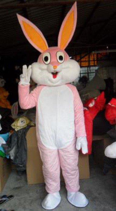 Cartoon Doll Clothing Manufacturers Clothing Apparel Wedding Supplies Advertising Rabbit Mascot Costume