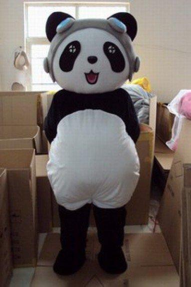 Guiyang Changsha Nanjing Zhejiang Clothing Walking Cartoon Panda Show Props Mascot Costume