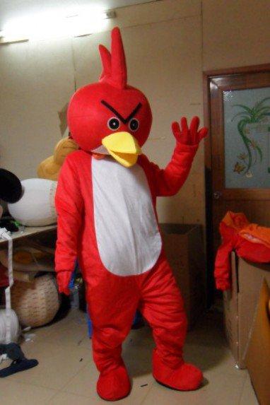 Hongjin Props Plush Cartoon Clothing Apparel Christmas Clothing Celebration Will Serve Bird Mascot Costume