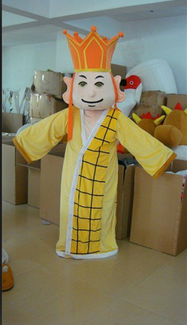 Monkey Cartoon Characters Fashion Show Clothing Apparel Plush Toys Gifts Mascot Costume