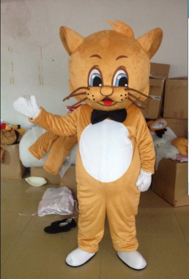 Red Diamond Price of 100 Teana Cat Cartoon Clothing Cartoon Costumes Mascot Costume
