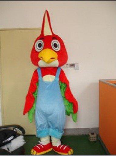 Turkey Walking Doll Cartoon Clothing Doll Clothes Props Clothes Wah Mascot Costume