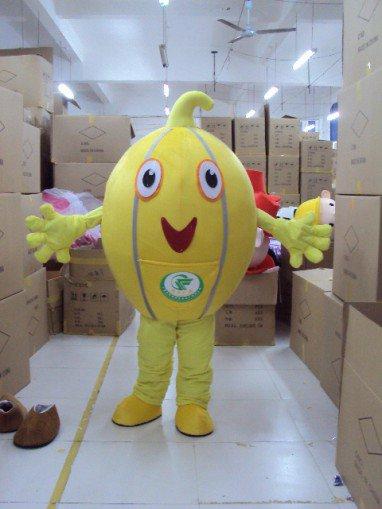 Cantaloupe Doll Clothing Cartoon Clothing Doll Clothes Mascot Costume