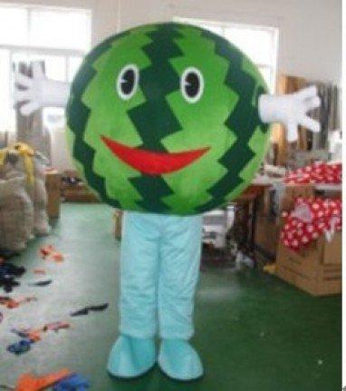Cartoon Doll Clothing Cartoon Watermelon Fruit Apparel Clothing Shanghai Mascot Costume