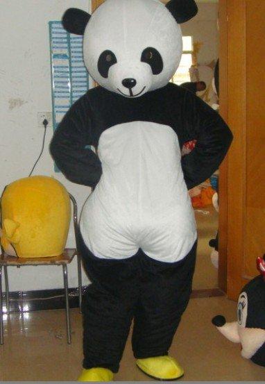 Cartoon Doll Clothing Performance Apparel Clothing Beijing Mascot Costume