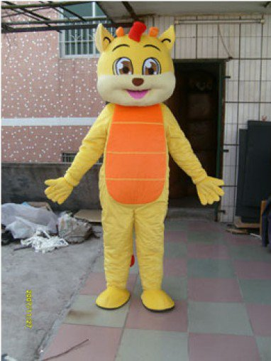 Christmas Dolls Walking Cartoon Clothing Fashion Show Clothing Costumes Cat Series Mascot Costume