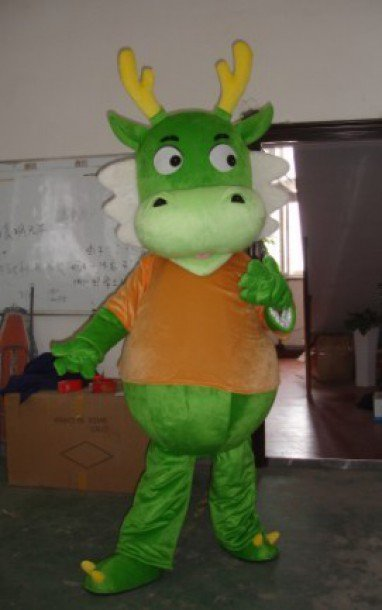 Dinosaur Cartoon Doll Clothing Doll Clothing Cartoon Costumes Mascot Costume