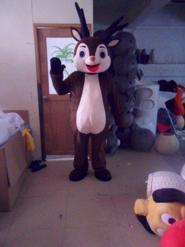 Hongjin Animation Cartoon Costumes Etiquette Props Costume Props Advertising Propaganda Clothing Squirrel Mascot Costume