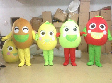 Kiwi Walking Doll Clothing Doll Clothing Cartoon Clothes Mascot Costume
