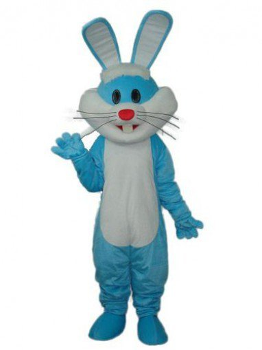 Overseas Edition Bunny Costume Cartoon Costumes Walking Cartoon Doll Clothing Putian Mascot Costume