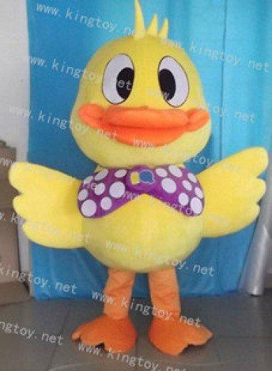 Sale Cartoon Clothing Cartoon Costumes Zhejiang and Shanghai Cartoon Duck Mascot Costume