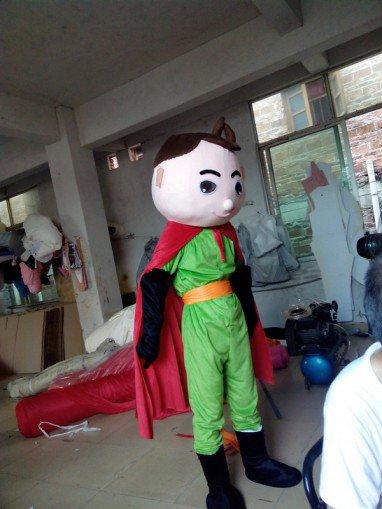 Hulk Even Large Advertising Performance Apparel Clothing Mascot Costume