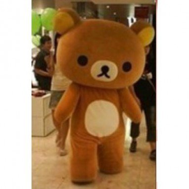 Q Version Easily Bear Doll Clothes Doll Clothing Performance Props Apparel Mascot Costume