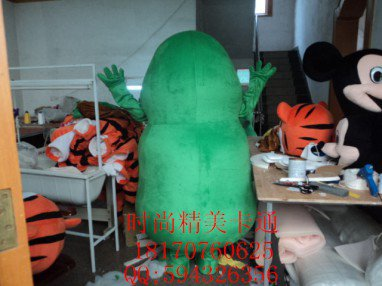 Bacterial Insect Cartoon Doll Clothing Cartoon Walking People Cartoon Advertising Apparel Plush Toys Doll Clothing Mascot Costume