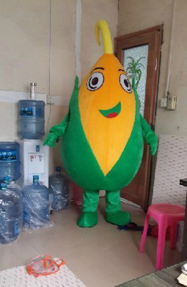 Corn Vegetable Cartoon Costumes Cartoon Clothing Doll Dolls Advertising Clothing Plant Cartoon Show Clothing Mascot Costume