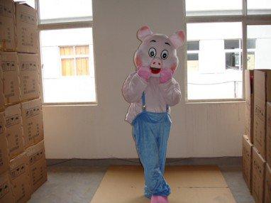 Cartoon Doll Cartoon Clothing Cartoon Pig Fat Pig Cartoon Toys Clothing Apparel Headgear Mascot Costume