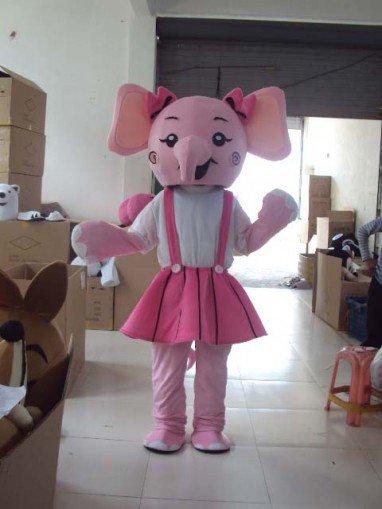 Elephant Dolls Cartoon Clothing Couple Dumbo Elephant Walking Doll Clothing Doll Clothing Doll Props Mascot Costume