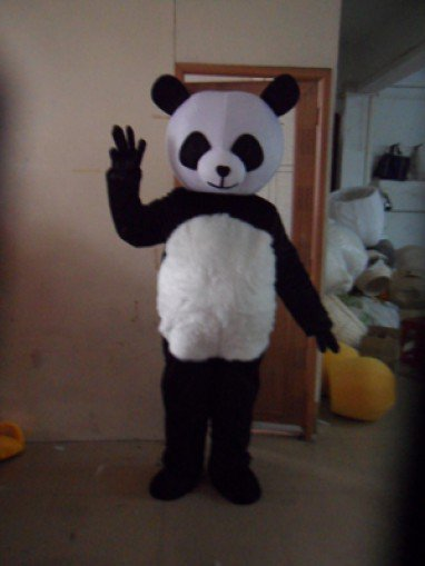 Panda Panda Cartoon Dolls Cartoon Clothing Stage Costumes Walking Doll Clothing Mascot Costume
