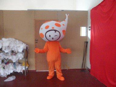 Candy Candy Kid Dolls Walking Cartoon Dolls Clothing Performance Clothing Decoration Mascot Costume