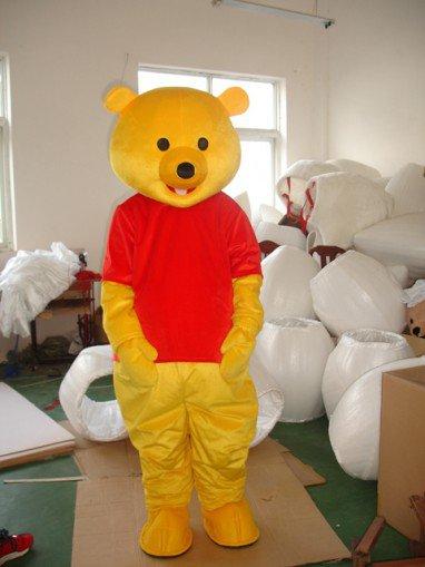 Mimi Bear Winnie The Pooh Cartoon Dolls Clothing Walking Cartoon Doll Doll Cartoon Doll Clothing Mascot Costume