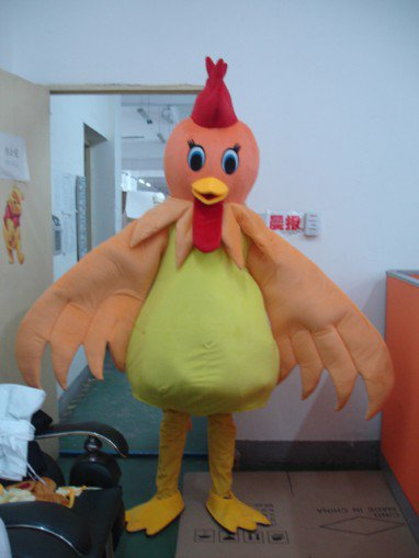 Big Cock Dolls Doll Clothing Old Hen Chicks Cartoon Costumes Walking Cartoon Dolls Clothing Mascot Costume