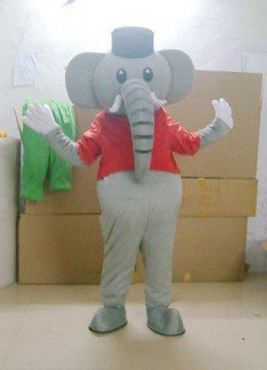 Cartoon Doll Clothing Baby Elephant Cartoon Clothing Cartoon Show Clothing Elephant Costumes Mascot Costume