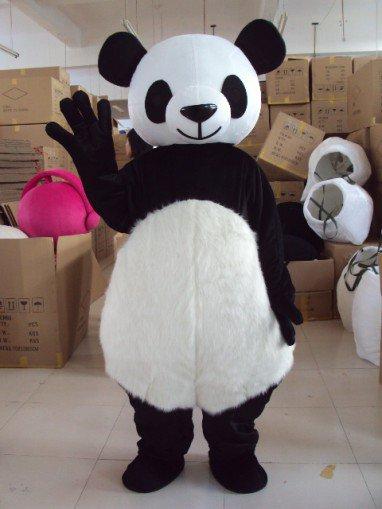 Panda Panda Walking Doll Cartoon Clothing Doll Clothes Props Apparel Clothing Cartoon Walking Mascot Costume