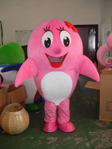 Shark Cartoon Dolls Cartoon Clothing Performance Clothing Cartoon Walking Doll Clothing Apparel Mascot Costume