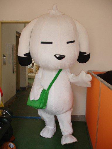 Cartoon Doll Clothing Doll Clothing Puppy Celebration Show Performance Clothing Animal Doll Big Bitch Mascot Costume