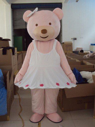 Polar Bear Cubs Cartoon Dolls Cartoon Clothing Cartoon Doll Clothing Cartoon Show Clothing Mascot Costume