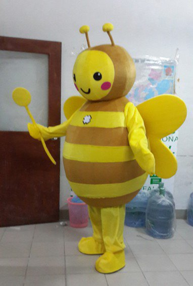 Bee Bumblebee Cartoon Dolls Doll Clothing Props Butterfly Ant Walking Clothing Apparel Show Mascot Costume