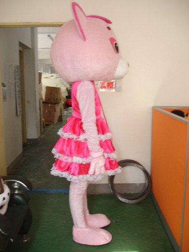 Chongqing Cartoon Doll Clothing Small Fine Cat Walking Doll Clothing Cartoon Clothing Decoration Mascot Costume