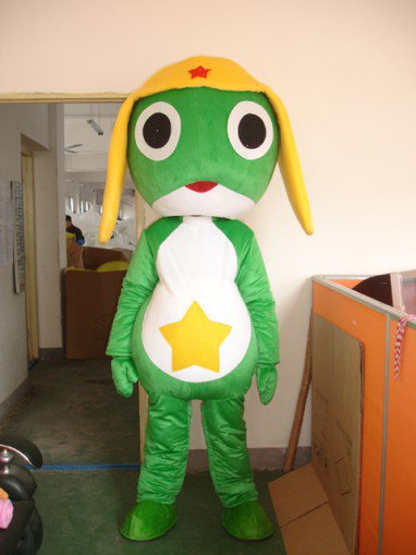 Green Sergeant Sergeant Cartoon Costumes Cartoon Costumes Props Cartoon Dolls Dolls Dolls Clothes Walking Clothes Mascot Costume