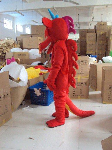Long Wood To Be Walking Cartoon Dolls Walking Clothing Fashion Show Clothing Walking Cartoon Caps Mascot Costume