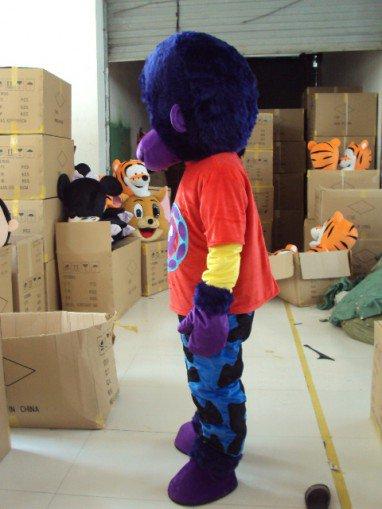 South Africa Cartoon Doll Clothing Cartoon Monkey Small Monkey Doll Dolls Dolls Dolls Walking Clothing Mascot Costume