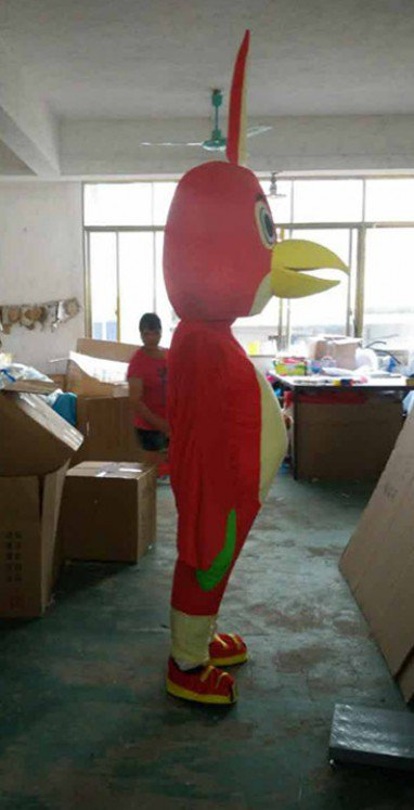 Bird Cartoon Doll Clothing Doll Clothing Cartoon Walking Doll Cartoon Costumes Props Mascot Costume