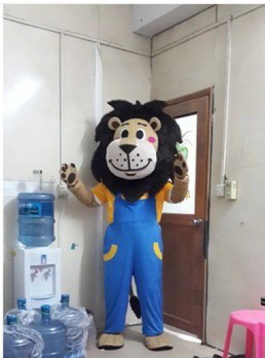 Lion Cartoon Doll Clothing Doll Clothing Business Promotional Activities Performances Marked Car Mascot Costume