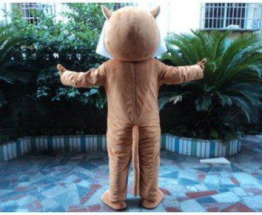 Cartoon Clothing Cartoon Costumes Festival Performances Baowang Rat Squirrel Mascot Doll Clothes Mascot Costume
