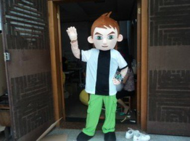 Adult Male Mascot Performance Clothing Performances Props DIY Personality Style Clothes Cartoon Doll Clothing Mascot Costume