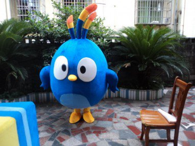 The Bulk of The Headgear Adult Walking Cartoon Dolls Doll Show People Wearing Costumes Spokesperson Qq Cool Clothes Mascot Costume
