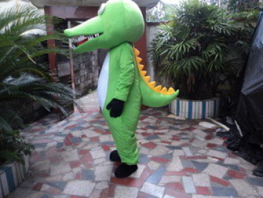 Cartoon Doll Clothing Cartoon Clothing Set Can Walk Activity Adult Costumes Performing Small Dinosaur Dragon Mascot Costume